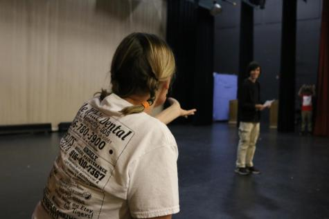 New drama teacher develops program to meet student needs