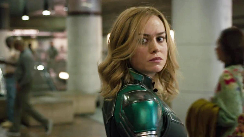 TRAILER WATCH: Captain Marvel trailer teases new hero, excites