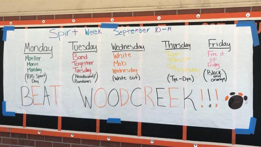 DEL VALLE TONOIAN: Lackluster spirit week leaves students spirit-less