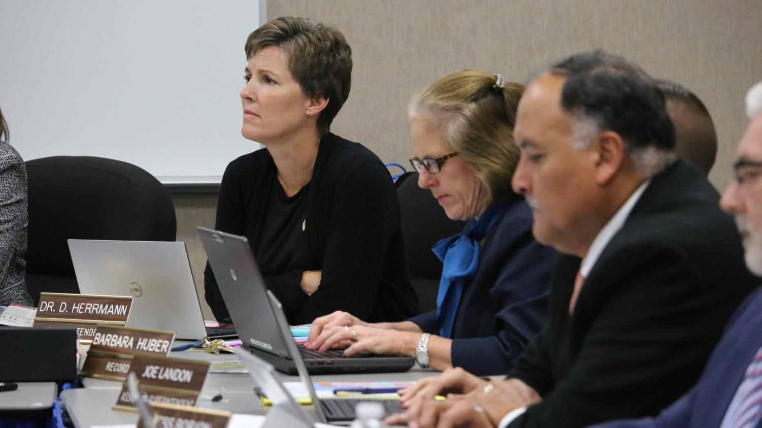 According to RJUHSD superintendent Denise Herrmann, high suspension rates in the district led to suggestions from the CDE to alter practices to reduce suspensions.