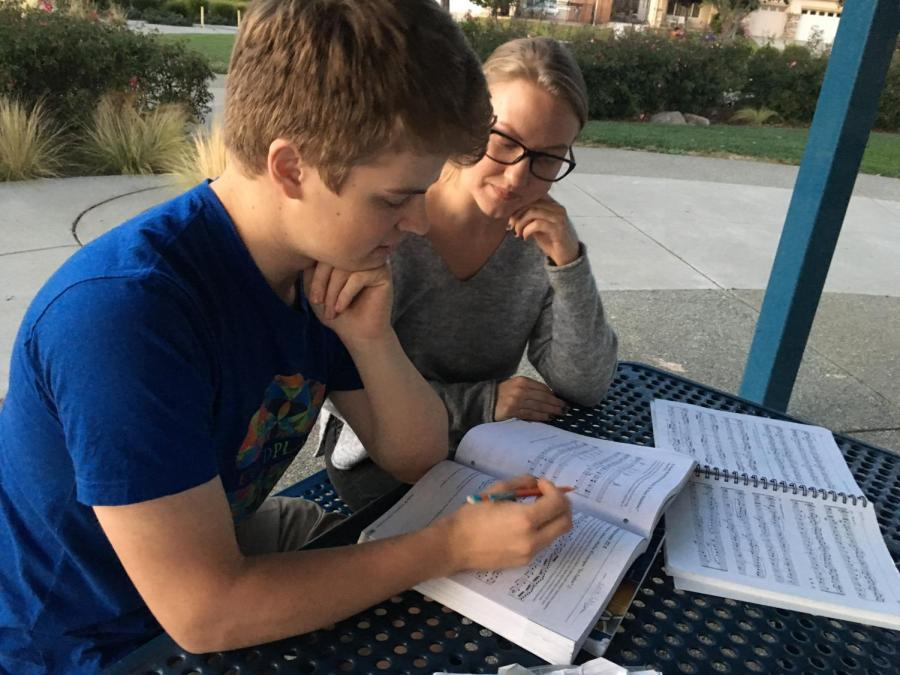 RHS alumnus Rece Wissner found himself experiencing unforeseen difficulties with college courses despite taking AP classes in high school.