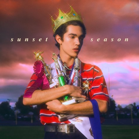 Conan Gray's album, Sunset Season, a high school anthem