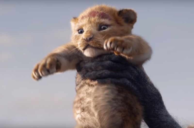 Live action Lion King trailer shows promise