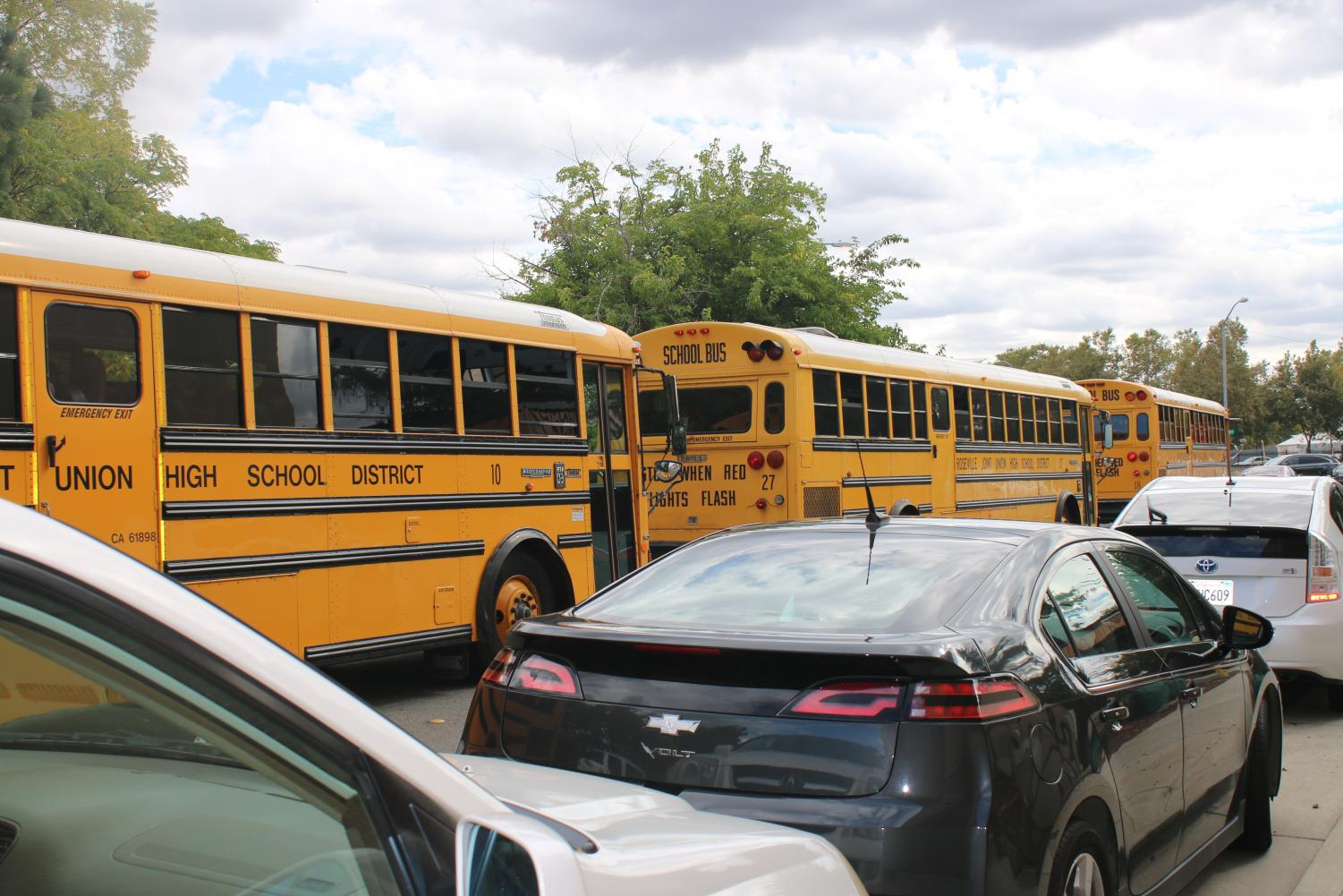 According to director of transportation Julie Guererro, RJUHSD is currently in the process of replacing district bus cameras and hiring more bus drivers.