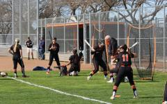 Field sports spring into action