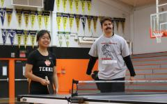 BRIEF: Roseville PD vs. varsity girls tennis