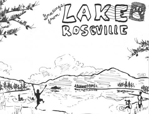 BENNETT: Goodbye Lake Roseville, somehow you will be missed