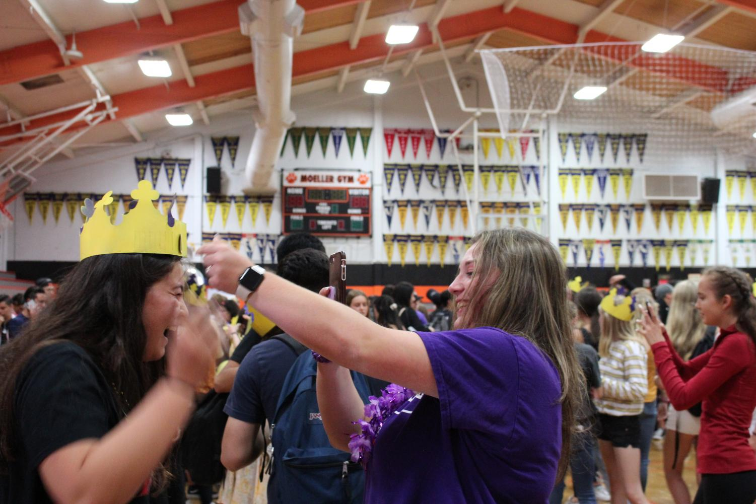 GALLERY: Students celebrate last rally of the 2018-19 school year