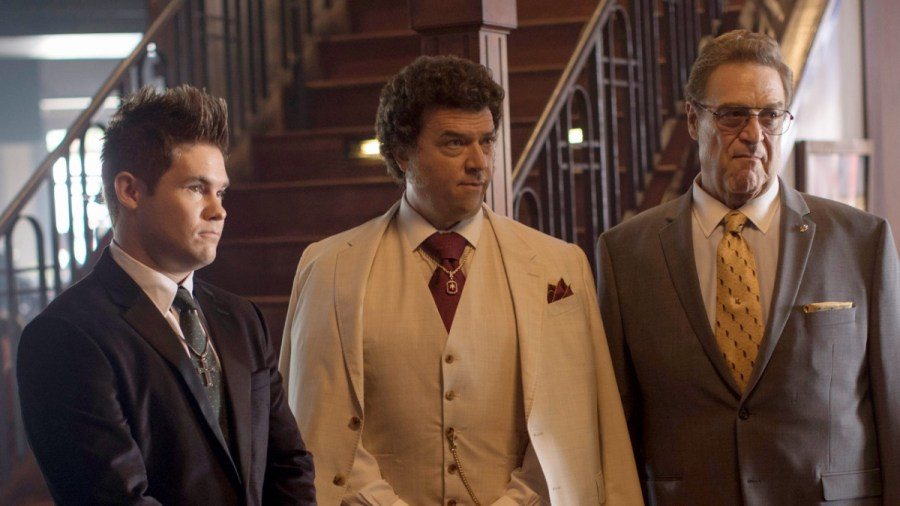 HBO's The Righteous Gemstones sees a promising start