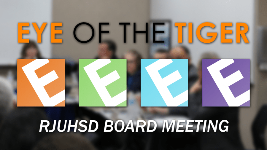 VOD: RJUHSD board discusses graduation for class of 2020