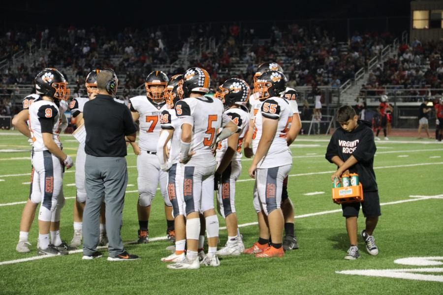 Football team looking for late-season playoff push