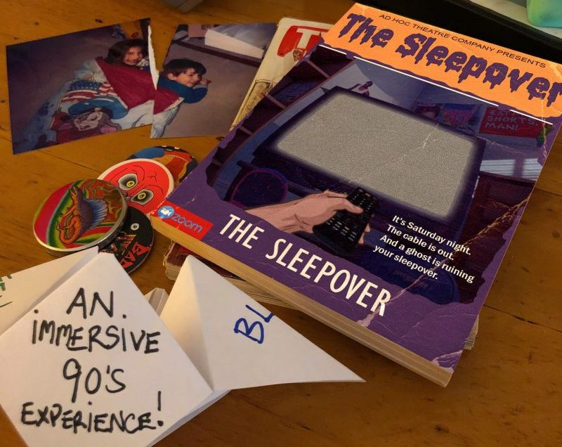 The Sleepover: an Immersive 90's Experience!