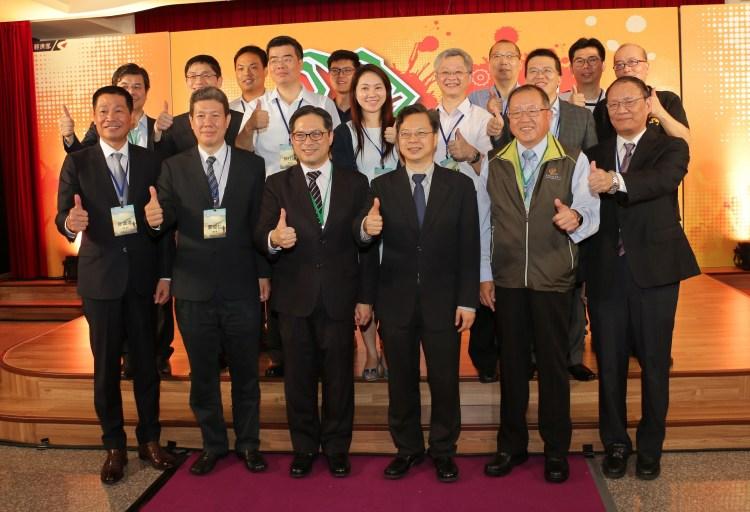 55家入選企業一同讚出創新能量
