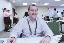 Diamond Media Group Assistant CEO Andrew Smith