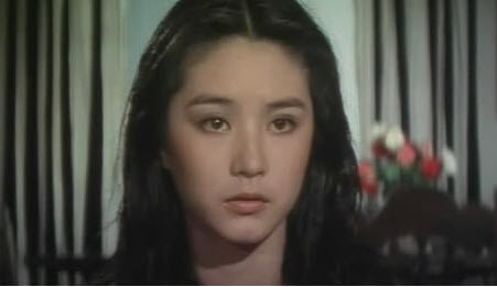 Photo taken from IMDB.com showing Brigitte Lin in Cloud of Romance released in 1977.