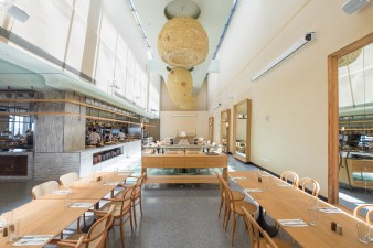 Que Woodfired Grill | amba Taipei Songshan