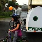 Pulling Portland Eye Care Float