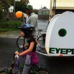 Pulling Portland Eye Care Float