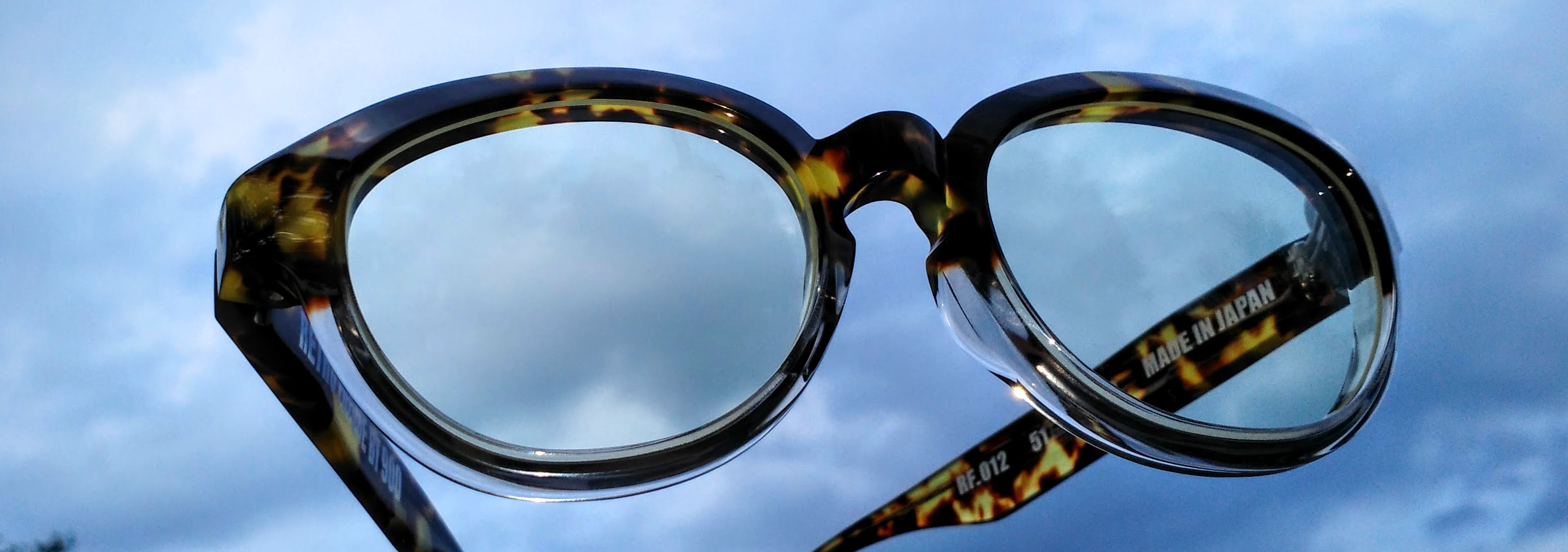 Funky Glasses from Japan
