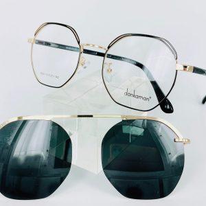 士林民視眼鏡–前掛式偏光光學眼鏡