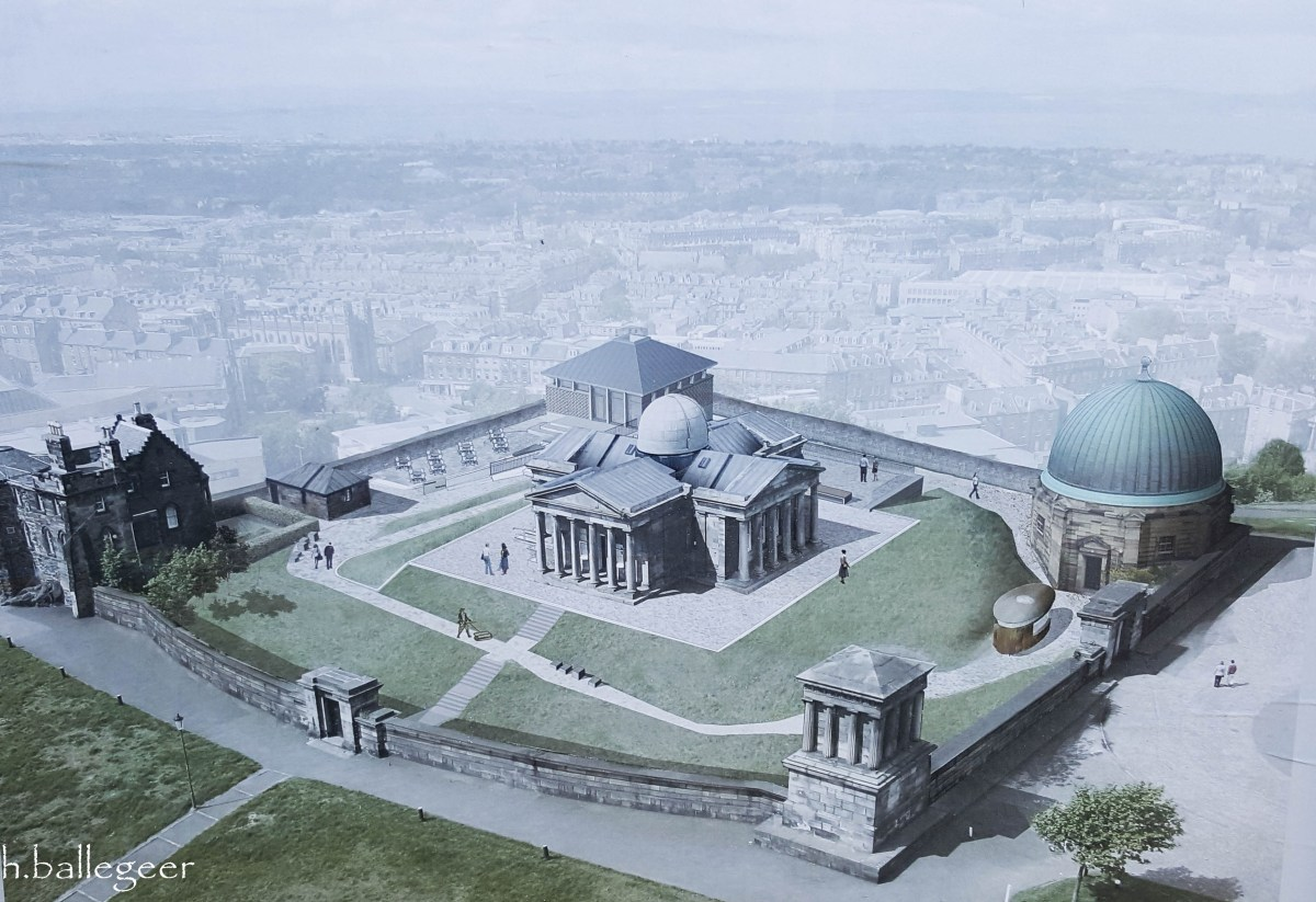 future view of City Observatory
