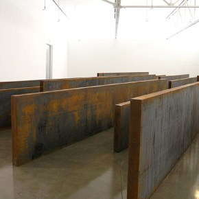 Richard Serra @Gagosian