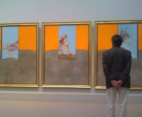 Francis Bacon Metropolitan Museum of Art, NY