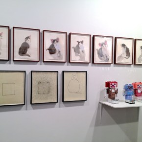 THE CAT SHOW, WHITE COLUMNS, NY