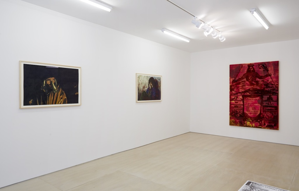Adam Helms, Uncanny Valley, Installation view at Boesky East, 2014, Photograph courtesy of Marianne Boesky Gallery, NY