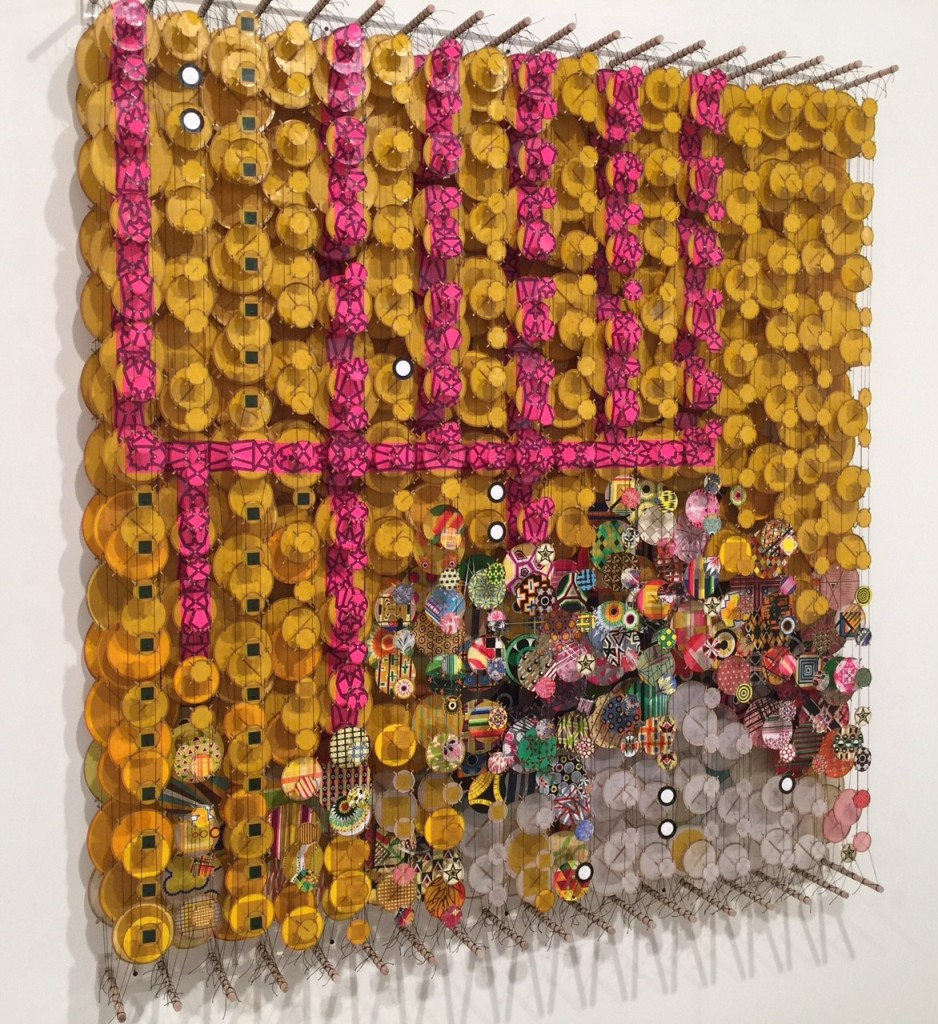 Hashimoto, Rhona Hoffman Gallery, Chicago, Photograph by Vikki Tobak, 2015