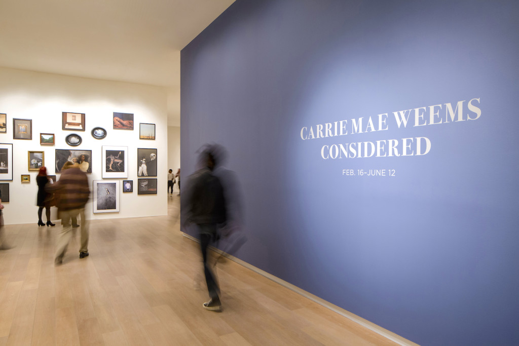 "Carrie Mae Weems, ""Considered"" installation view, SCAD Museum of Art, Savannah, GA, Image courtesy of the museum, 2016"