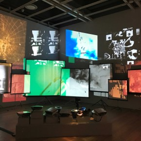 Dreamlands: Immersive Cinema and Film, 1905-2016 at the Whitney Museum