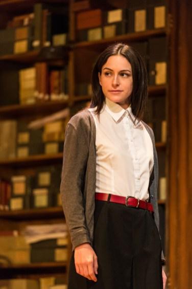 2015 West End cast: Janine Harouni (Julia) in 1984. Photography by Manuel Harlan.jpg
