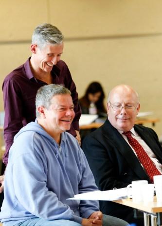 Anthony Drewe, George Stiles and Julian Fellowes.jpg