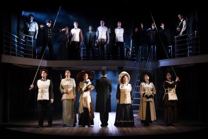 Titanic 1 TO THE LIFEBOATS Photo Scott Rylander