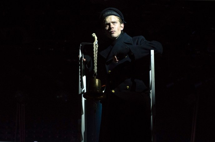 Titanic 11 Fleet (Rob Houchen) Photo Annabel Vere