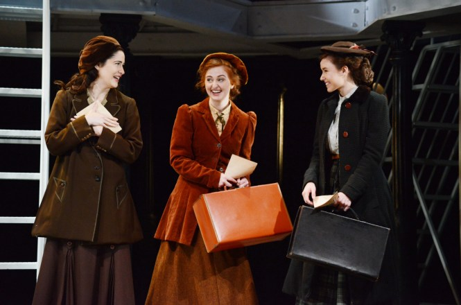 Titanic 8 Kate McGowan (Victoria Serra) Kate Mullins (Scarlett Courtney) Kate Murphy (Jessica Paul) Photo Annabel Vere