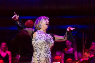 The dress rehearsal of 'Some EnchantedEvening', A Musical Celebration of the Hits of Broadway Legend Richard Rodgers, at Cadogan Hall, Sloane Terrace, London, SW1X 9DQ, Box Office: 020 7730 4500, www.cadoganhall.com Performances- Thursday 18 August 2016, 7.30pm - Saturday 20 August 2016, 7.30pm Starring Lesley Garrett, Ruthie Henshall, Michael Xavier and Gary Wilmot with the Royal Philharmonic Concert Orchestra. Oklahoma!, The Sound Of Music, Carousel, The King and I, South Pacific, Babes In Arms, Cinderella, State Fair, On Your Toes… Enjoy classic songs from these great musicals such as The Lady is a Tramp, My Funny Valentine, Climb Every Mountain, You'll Never Walk Alone, Oh What a Beautiful Mornin', Edelweiss, Shall We Dance?, There is Nothing Like a Dame, Do-Re-Mi, Bewitched, Bothered and Bewildered … and many, many more!