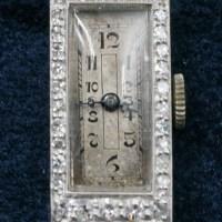 An Exquisite Mae West Owned Edwardian Platinum 23 Carat Diamond Necklace Bracelet Suite