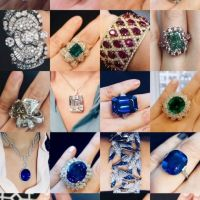 Gorgeous Gemstone and Diamond Jewelry
