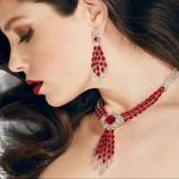 Gorgeous Ruby Jewelry at Graff Diamonds