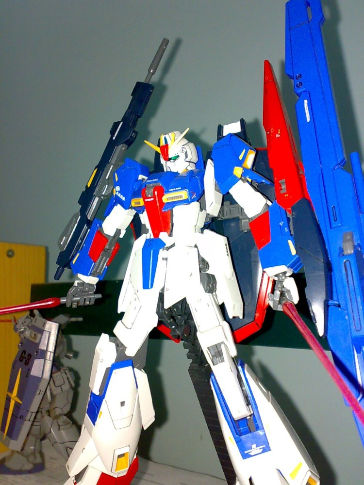 MG Zeta Gundam Ver 2.0 (4/6)
