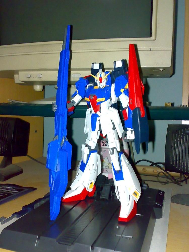 MG Zeta Gundam Ver 2.0 (2/6)
