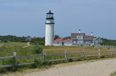 Highland Light in North Truro