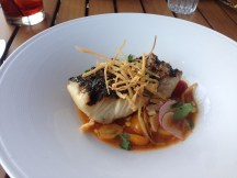 striped sea bass: so tasty
