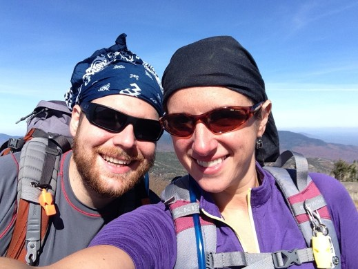 34 summit selfie