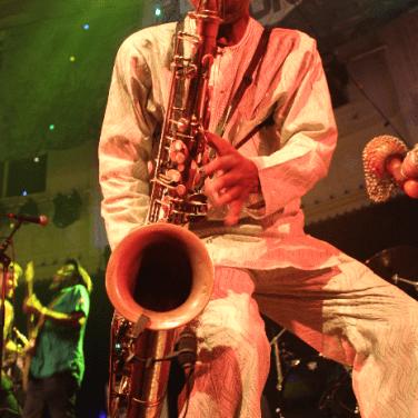 Orlando Julius Ekemode, Amsterdam 2016