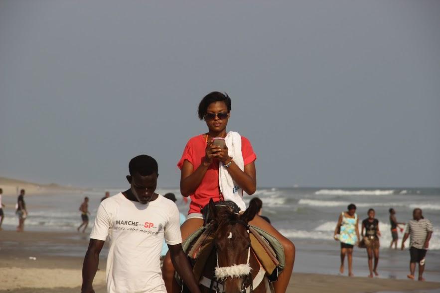 Labadi Beach, Ghana