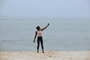 Alfa beach Selfie - Photo by Eyes of a Lagos Boy