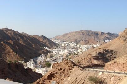 Muscat, Oman - Eyes of a Lagos Boy